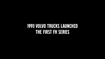 Volvo Trucks - Flashback to the first Volvo Fh release back in 1993