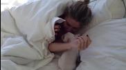 Да изненадаш любимия човек с малко кученце