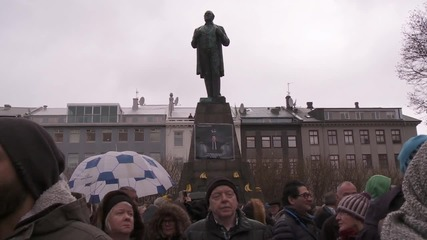 Iceland: New PM appointed as protests continue over Panama Papers leak