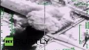 Сирия: Русия атакува петролна рафинерия на ИД