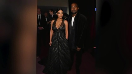 Kim And Kanye Stunned As Amy Schumer Hits The Red Carpet