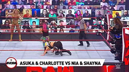 REVIVE Raw en 6 (MINUTOS): WWE Ahora, Feb 22, 2021