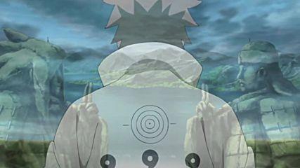 Naruto Shippuuden - 476 [ Бг Субс ][ H D ]
