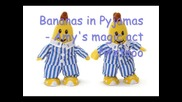 Bananas in Pyjamas - Amys magic act