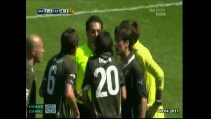 Napoli Lazio 4 - 3