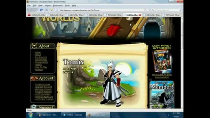 New Mods In Aqworlds