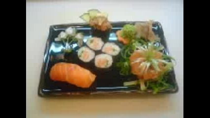 Sushi From captain Cook Varna