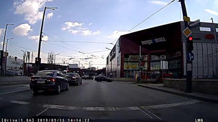 Минаване на червен светофар 49