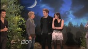Twilight - Здрач - смях с предполагаема част 2 на Зазоряване