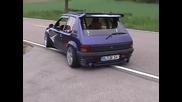 Peugeot 205 gti turbo