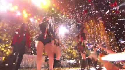 Fifth Harmony-work from Home Live on Dick Clarks New Years Rockin Eve