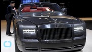 Rolls-Royce Unveils Wraith 'Inspired By Film' In New York