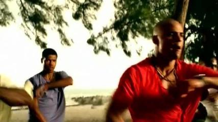 Mohombi - Bumpy Ride (chuckie Remix)