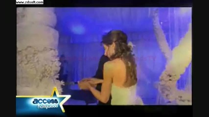 Behind The Scenes - Kevin Jonas Ties The Knot Hq