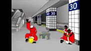 Santa Clause - Dance - Animation
