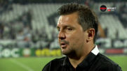 Милош Крушчич: Ако Али Соу беше вкарал, нямаше да загубим