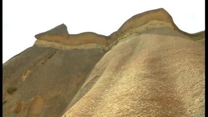 Без Багаж - Кападокия - скални образувания