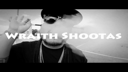 Thracian Feat. Dreben G - Wraith Shoota$ (Dirty Version) [Official Music Video]