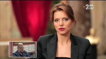 Визитката на Зорница Линдарева - VIP Brother
