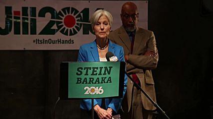 USA: Jill Stein says arrest warrant is