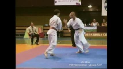 Да Дао Турнир 2007 - Извадки