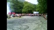 Stunt show - Мотосъбор Къпиновски манастир 24.08.2013