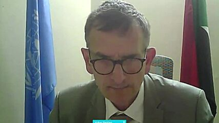 UN: Special Rep Perthes calls for 'utmost restraint' in Sudan following reports of military coup
