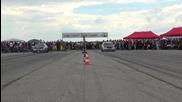 Теодор Тодоров VW Golf Mk4 vs Мартин Николов Vw Scirocco GTR