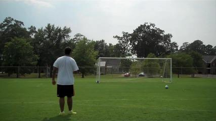 iambored's Summer Freekicks Volume 2 Didier Drogba dip + shots Nike Vapor Superfly