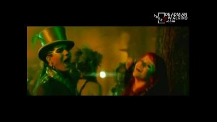 +превод! Adam Lambert - If I Had You [ Music Video ]