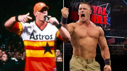 The evolution of Royal Rumble Match competitors