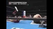 G1 Climax Satoshi Kojima vs. Shinjiro Otani 08/16/08