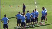 Шампионите от Атлетико се подготвят за старта на сезона