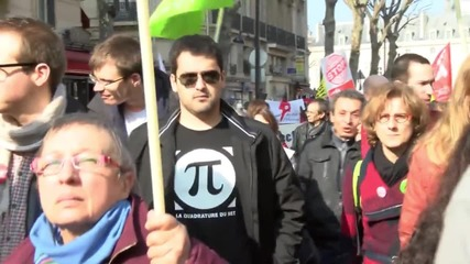 France: Thousands march against state of emergency law in Paris