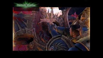 Warhammer 40k space marine (final boss)