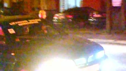 Над 400 автомобила !!! Шумен протест за високите винетни такси в Сливен !!!
