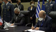 Greece: Athens signs $2.8 billion fighter jet deal with France