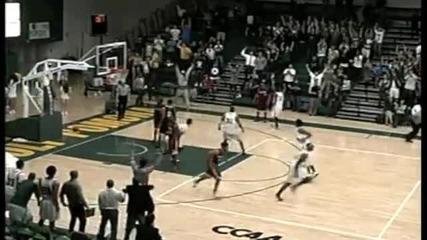 Най-лудото нещо в историята на баскетбола !