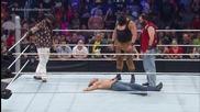 Дийн Амброуз срещу Шеймъс- Разбиване, 27.08.2015 (wwe Smackdown)