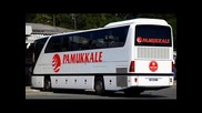 Автобуси на различни фирми