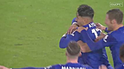 Саутхемптън 0 Лестър Сити 9 - Най-голямата в историята на Висшата лига победа на гост