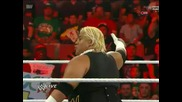 Rikishi vs Heath Slater [ Wwe Raw; 16.7.12 ]