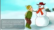 Снежният човек - Приказка за деца