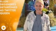 Ellen's Oscar selfie no longer the most retweeted!