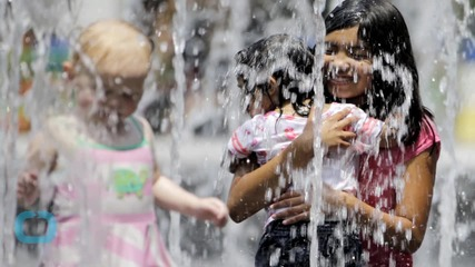 Northern U.S. Cools Down After Heatwave No Relief in Sight for South