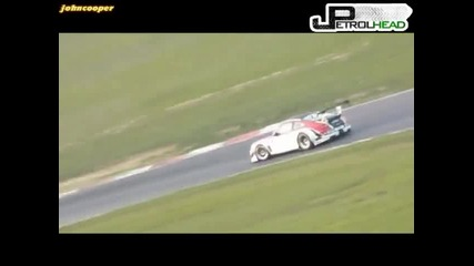 Motorbase Porsche 911 Gt3r Testing 2012 - Brands Hatch