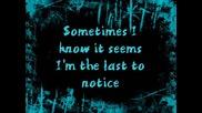 Sevendust - Sorrow - Високо Качество + Лирики