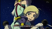 Phi brain Kami no Puzzle Episode 11 Eng Hq