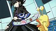 Yu - Gi - Oh ! Gx Episode 166 - Armed Dragon Vs Dragoon D-end Bg sub