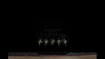 Невероятно светлинно и звуково шоу на Ванеса Мей